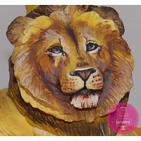 Торт Праздничный Король Лев