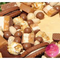Торт Праздничный Выходного дня лаймово-грушевый микс
