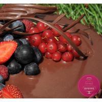 Торт Праздничный Выходного дня шоколадно-ореховый