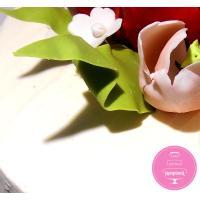 Торт Праздничный С тюльпанами