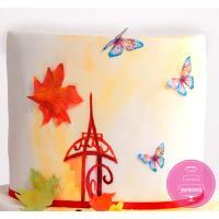 Торт Праздничный Осенний