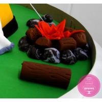 Торт Праздничный Палатка