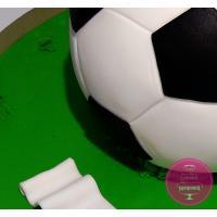Торт Праздничный Футбольный мяч