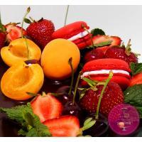 Торт Праздничный Ягоды и абрикос