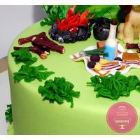 Торт Праздничный Для охотника