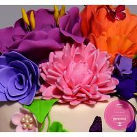 Торт Праздничный Россыпь цветов