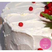 Торт Праздничный С калиной