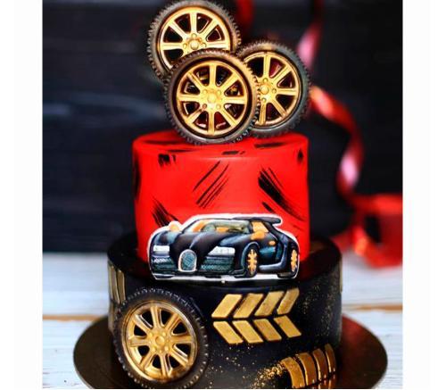 Торт Праздничный Автомобилисту