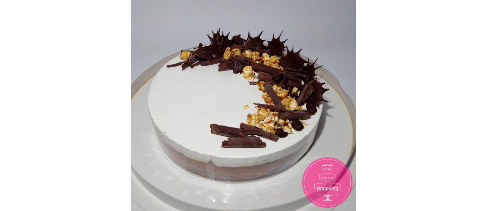 Чизкейк Ванильно-шоколадный рай