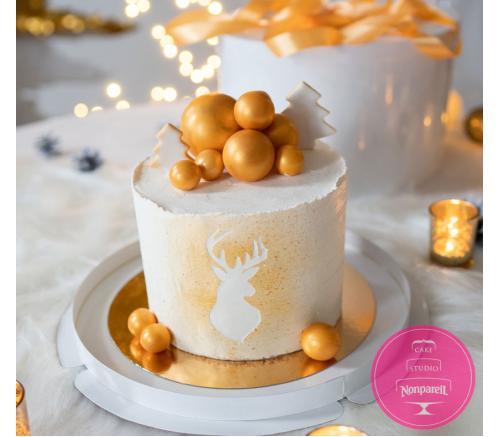 Торт Праздничный Олень