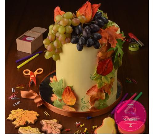Торт Праздничный к Первому сентября 1