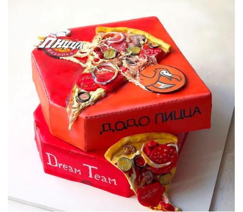 Торт Праздничный Пицца