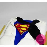 Торт Праздничный Супермен