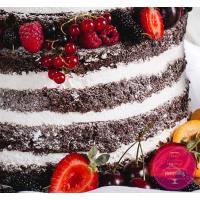Торт Свадебный в стиле Бохо