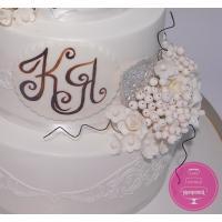 Торт Свадебный Зимняя свадьба