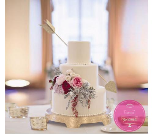 Торт Свадебный Стрела амура