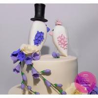 Торт Свадебный Свадебные птички