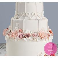 Торт Свадебный Райские птицы
