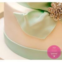Торт Свадебный С бантом