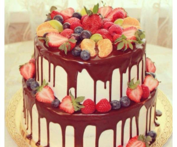 Заказываем - Торты и десерты сезона!!! Фрукты и ягоды!