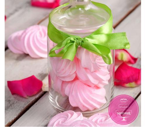 Безе Нежно розовое