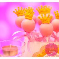 Кейк попс Для принцессы