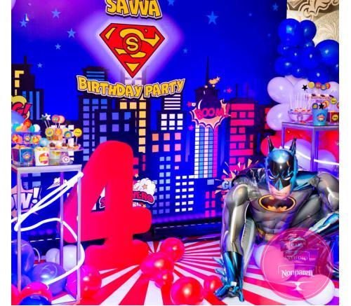 Кенди бар Супергерои