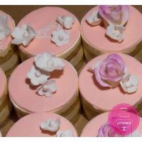 Пирожные Заказные Розовая нежность