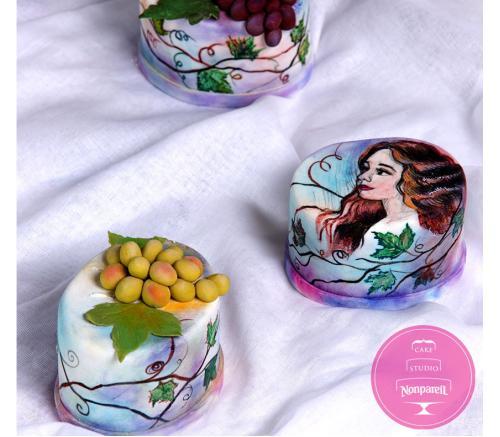 Пирожные Заказные Виноградный сад