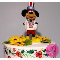 Торт Детский Америка-Украина