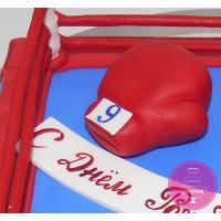 Торт Детский Боксерский ринг