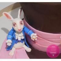 Торт Детский Алиса в стране чудес