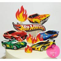 Торт Детский Hot Wheels