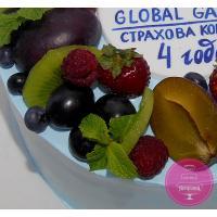 Торт Корпоративный Global Garant 2