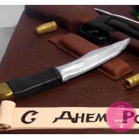 Торт Праздничный Для охотника 2