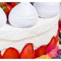Торт Праздничный В эко стиле 2