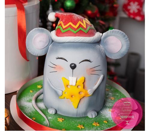 Торт Праздничный Мышка