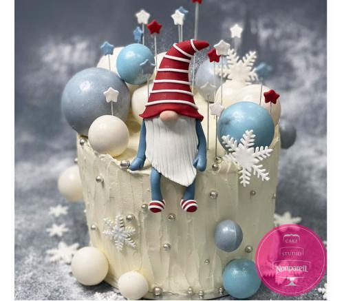 Торт Праздничный Гномик