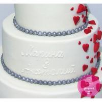 Торт Свадебный LOVE