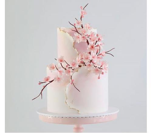 Торт Свадебный Сакура